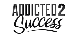 Accicted 2 success logo