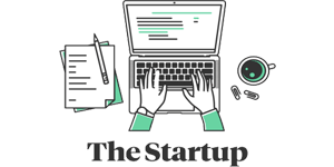 the startup medium publication logo