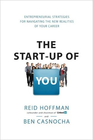 The startup of you book summary