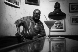 how to become productive by setting constraints, lessons from Ernest Hemingway